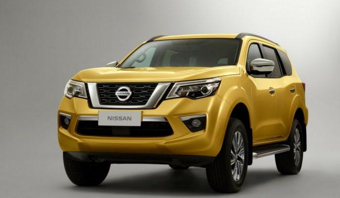 Nissan Navara Tabanlı Yeni Nesil Terra SUV Gösterildi!