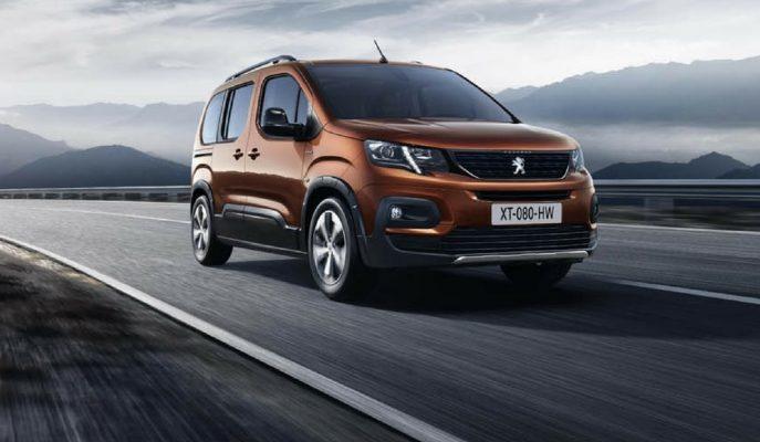 """Peugeot Partner Tepee Yerine Aldığı 4×4 Seçeneği de Olan """"Rifter""""ı Gösterdi!"""