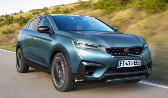 """Peugeot'nun Bol Sıfırlı SUV Ailesine Yeni """"4008 4×4"""" Modeli Getiriliyor!"""
