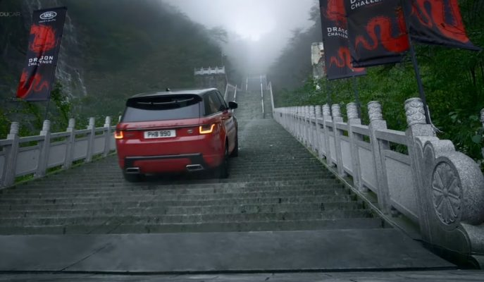 Range Rover Sport \