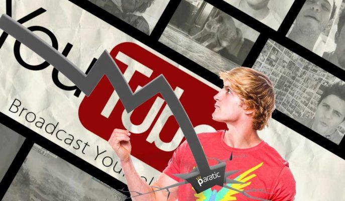 Reklam Gelirlerinden Milyonlar Kazanan Logan Paul'a YouTube Darbesi!