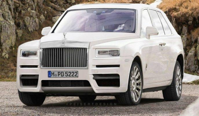Rolls Royce Cullinan SUV'un Tanıtımı Daha Erken Bir Tarihe Alınabilir!