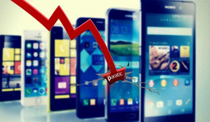 Satışların Azalmasıyla Akıllı Telefon Pazarında Tarihi Düşüş Yaşandı!