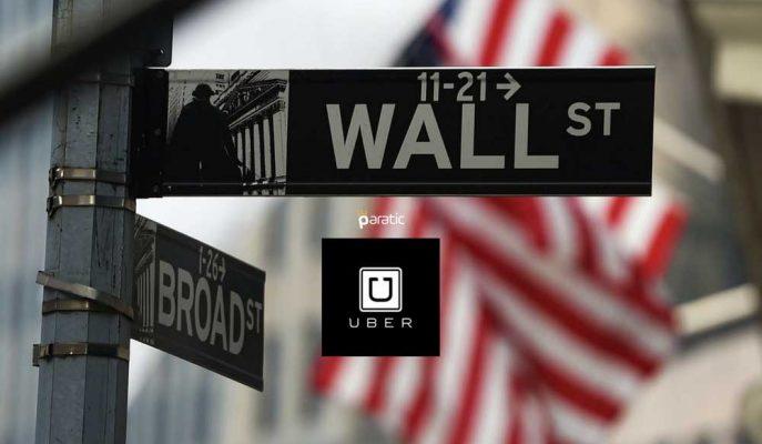 Softbank Uber'in Halka Arzını Destekliyor!