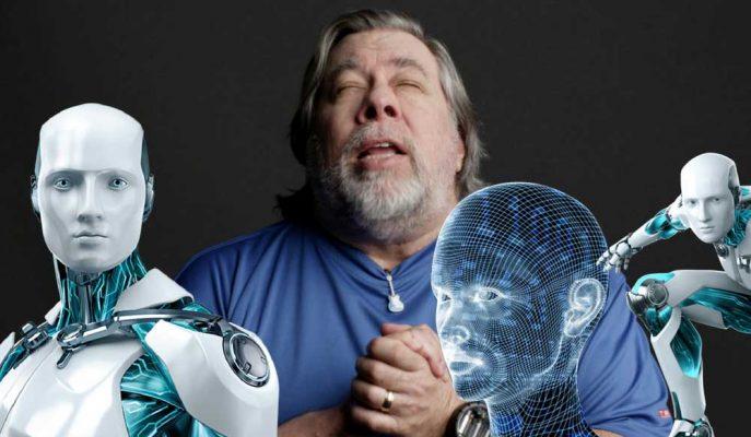 Steve Wozniak Yapay Zeka Konusunda Artık Elon Musk ve Stephen Hawking'in Yanında Değil!
