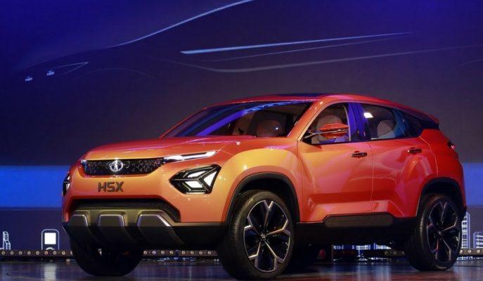 """Tata """"Land Rover ve Jaguar"""" Platformlarında Üreteceği H5X Konseptini Gösterdi!"""