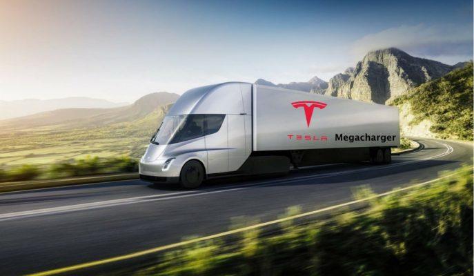 Tesla Semi Kamyonun Oldukça Önemli Bir Sorununu Çözmeye Çalışıyor!