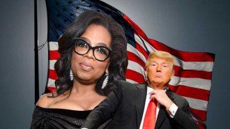 Trump Başkan Adayı Olması Beklenen Oprah Winfrey'e Twitter'dan Saldırdı!