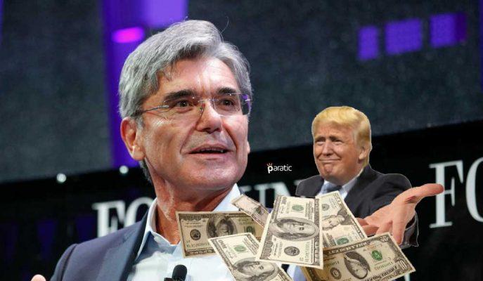 """Trump'ın Vergi Reformunu Destekleyen Siemens CEO'su: """"Zengini Daha Zengin Yapabilir"""""""