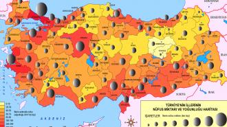Türkiye Nüfusu 2040 Yılında 100 Milyonu Geçebilir!