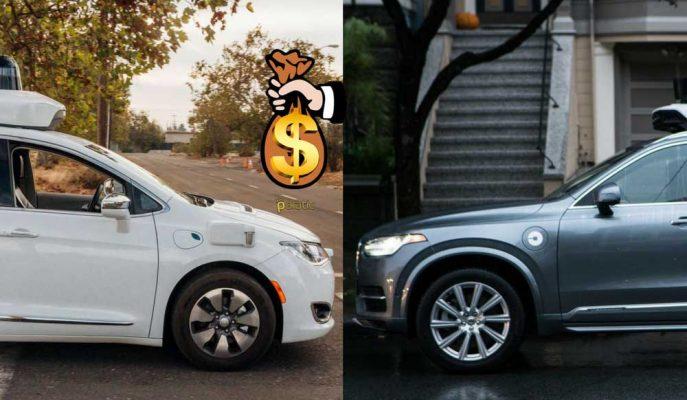 Uber – Waymo Patent Anlaşmazlığı 245 Milyon Dolarlık Anlaşmayla Son Buldu!