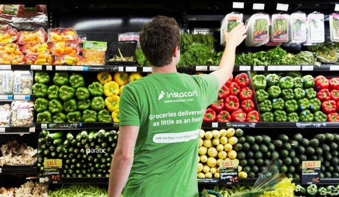 """Amazon'a Karşı Elini Güçlendirmeye Çalışan Wal-Mart, """"Instacart""""la da Anlaşma Yaptı!"""
