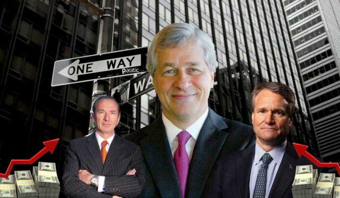 Wall Street CEO'ları 2017 Yılını Milyon Dolarlık Gelirlerle Kapattı!
