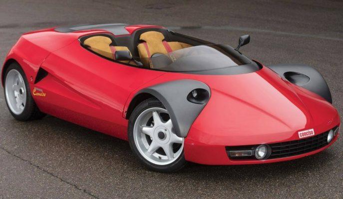 """Olabilecek En İlginç """"Ferrari Conciso"""" Satılıyor"""