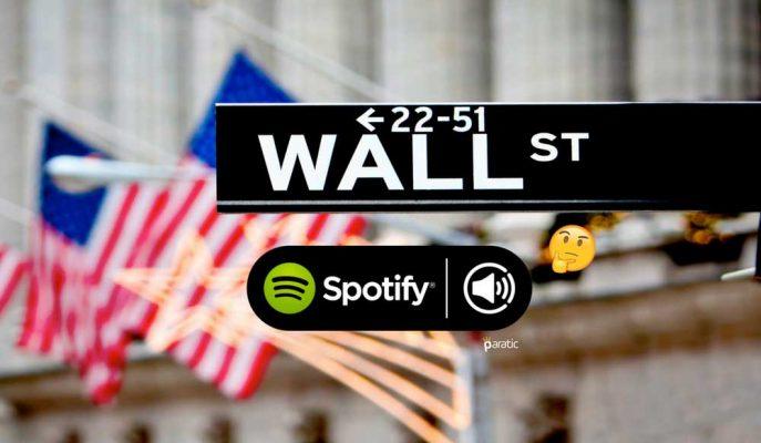 2017'de 1.5 Milyar Dolar Zarar Eden Spotify Halka Arz Ediliyor!