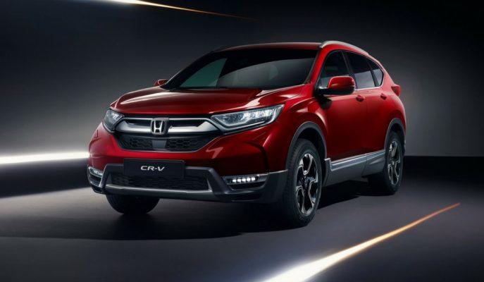 2018 Honda CR-V Fazladan Koltuklu ve Hibrit Destekli Motoruyla Geliyor!
