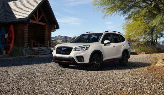 2019 Subaru Forester'ın Gelişmiş Özellikleri ile Son Nesli Tanıtıldı!