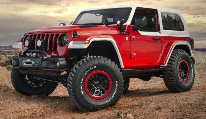 """51 Yıldır Düzenlenen """"Easter Jeep Safari"""" için Hazırlanan Harika 7 Konsept SUV!"""