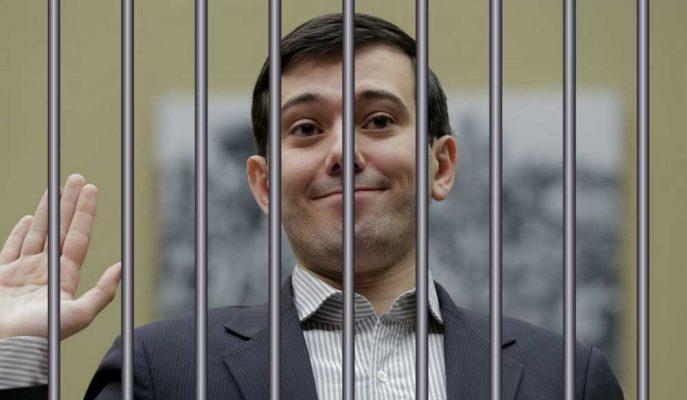ABD'nin En Sevilmeyen Adamı İlan Edilen Shkreli 7 Yıl Hapis Cezasına Çarptırıldı!