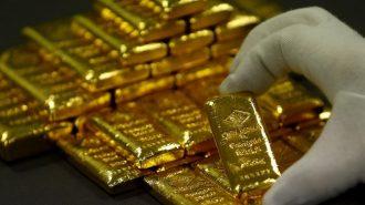 Altın Kurdaki Yükselişin Etkisiyle Negatif Seyrediyor