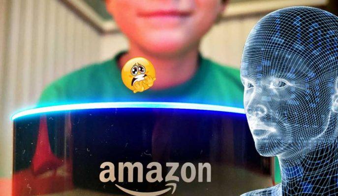 Amazon'un Akıllı Asistanı Alexa'nın Korkutucu Kahkahaları Susturulamıyor!