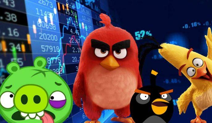 Angry Birds'le Büyük Bir Çıkış Yapan Şirket Borsayı Öğrenmeye Çalışıyor!