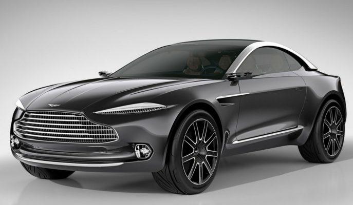 Aston Martin SUV Modelin Çalışmasının İsmi Belli Oldu!
