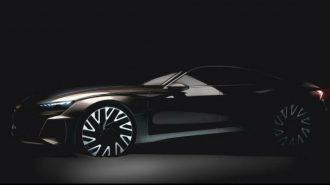 """Audi 2020 Yılı için Dört Kapılı """"e – Tron GT""""nin Üretimini Doğruladı"""