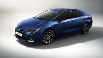 Auris'ten Uyarlanan 2020 Corolla Sizce Böyle Çıkabilir mi?