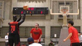 Toyota Desteği ile Üretilmiş Robot Yapay Zekası ile Basketbolcuları Alt Ediyor!