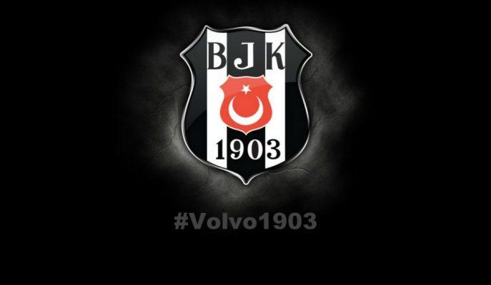 """Beşiktaş'ın Yeni Sezon Sponsoru """"Volvo"""""""