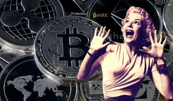 Bitcoin 7 Bin Doların Altına İnerken Kripto Paralarda Kayıplar Artıyor