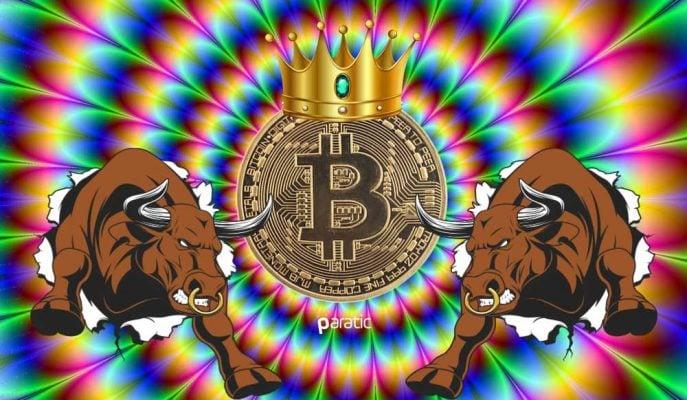 Bitcoin Yeniden Yükselirken Uzmanlar Piyasada 2 Boğa İşareti Görüyor