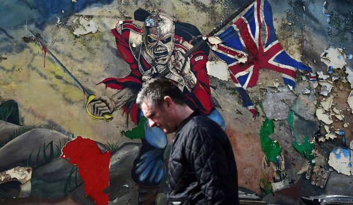 Brexit Sonrası İrlanda Sınır Meselesi RBS'ye Endişe Veriyor