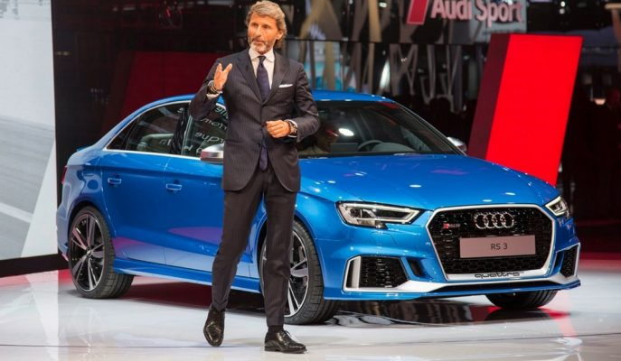 Bugatti CEO'su Stephan Winkelmann Chiron'un Hız Konusu Hakkında Konuştu!