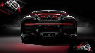 Bugatti Chiron Sport Konseptine Yapılmış Çok Özel Bir Saat!
