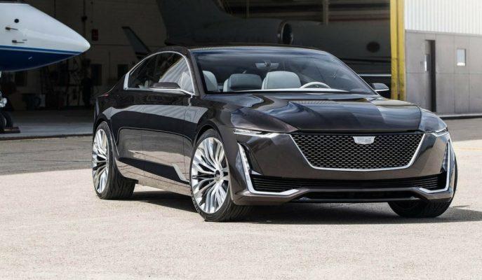 """Cadillac En Sonunda Karizma Sedan Konsepti """"Escala""""yı Hayata Geçiriyor!"""