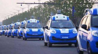 Çinli Baidu Pekin'de Otonom Sürüş için İzin Alan İlk Marka Oldu!