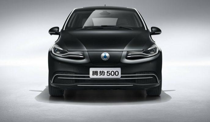 Daimler'in EV Dünyasına Çinli BYD ile Kattığı Denza 500 Modeli Gösterildi!
