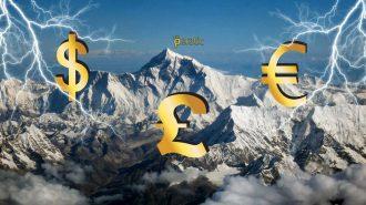 Dolar 3,95'i Geçerken, Euro 4,87'yi Test Etti