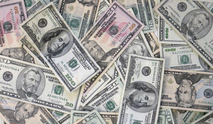 Dolar ABD Enflasyon Verileri Öncesi 3,84'ün Üzerinde Seyrediyor