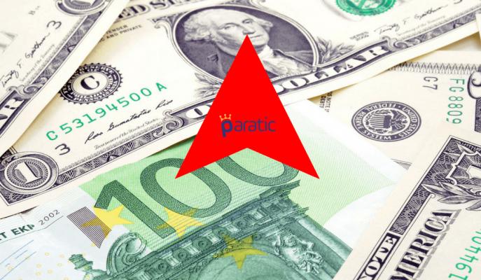 Dolar ve Euro Enflasyon Sonrası Yönünü Yukarı Çevirdi!