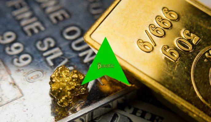 Dolar ve Euro Rekor Kırarken Bütün Değerli Metaller Yükselişe Geçti