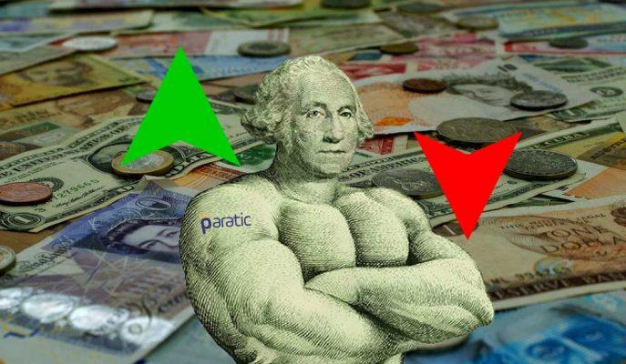 Dolardaki Yükselişin Tüm Şiddetiyle Hissedildiği 5 Parite