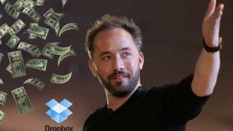 Dropbox Halka Arz Edildi! Borsadaki İlk Gününde Yüzde 35 Değer Kazandı
