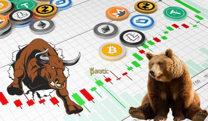 Piyasanın En Büyükleri Düşerken Yükselişe Geçen Altcoinler
