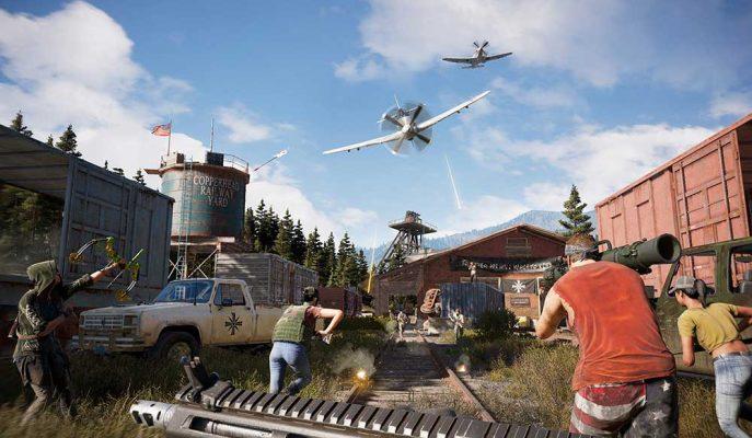 Far Cry 5'i Maksimum Ayarda Oynamak için Servet Gerekiyor: İşte Sistem Gereksinimleri!