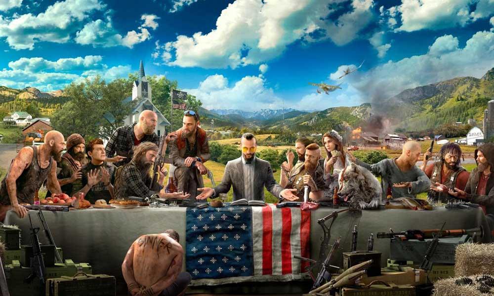 Far Cry 5 Icin Muhtesem Tanitim Filmi Guven Dua Et Itaat Et Paratic