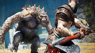 Merakla Beklenen Yeni God Of War'dan Oynanış Videosu Geldi: Efsane Geri Dönüyor!