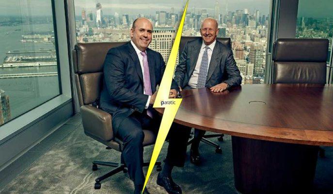 Goldman Sachs Eş Başkanlarından Schwartz 20 Yıllık Görevini Bırakıyor!